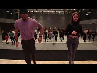 Albir Rojas - Kizomba Workshop I Istanbul Dance Festival 2021