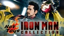 Iron Man Hot Toys DIECAST Sixth Scale Figure Collection