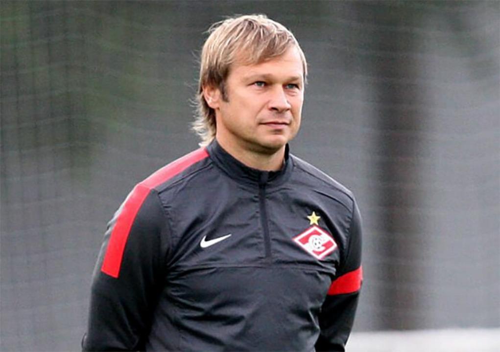 Дмитрий Попов. ФК Спартак Москва