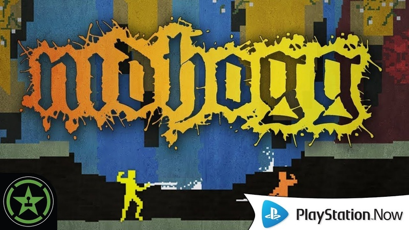 Let's Play on PlayStation Now Nidhogg