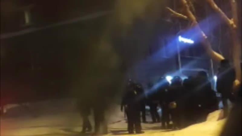В Новосибирске полиция по одиночке вылавливала тех кто выходил на митинги ZHS