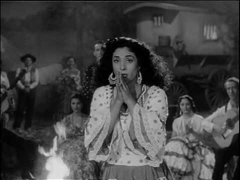 Lola Flores La Faraona Mora gitana