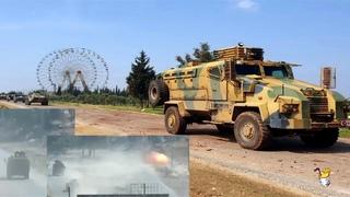 Фиаско путинских мстюнов: Кремль совершил нападение на турецкий конвой в Сирии