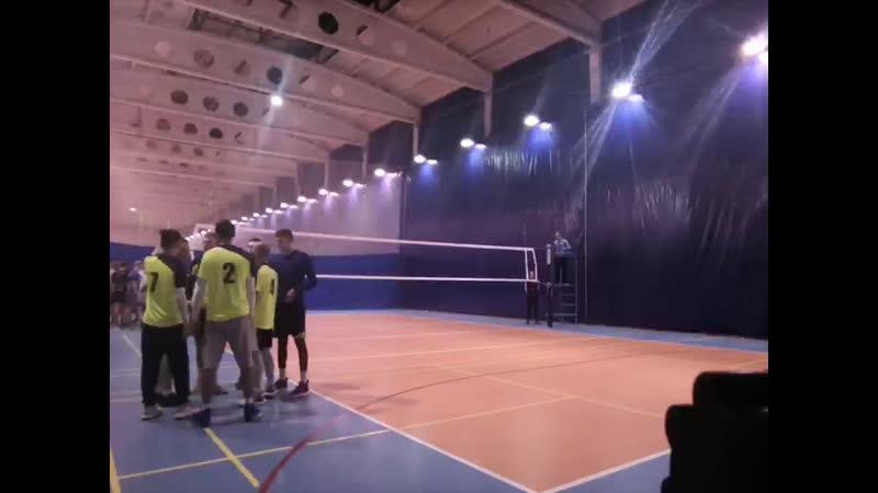 мвл финал ВК Викинг ВК Байкал