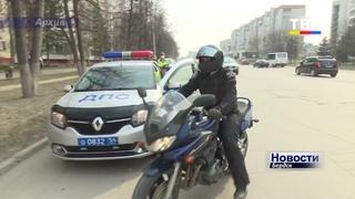 За прошедшую неделю в НСО зафиксировано пять ДТП с участием мотоциклистов