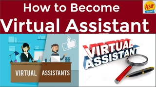 Virtual Assistant || Earn Money Online up to $500 per Month || VA Sport and Training |Asif TaLEnT TV