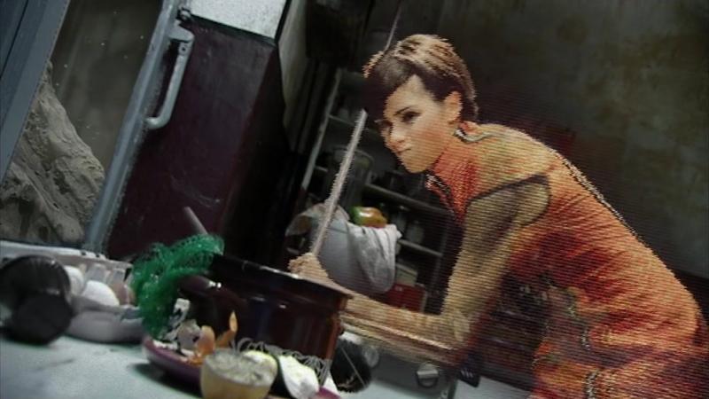 Ийон Тихий космический пилот серия 4 сезон 1 Футурологический конгресс