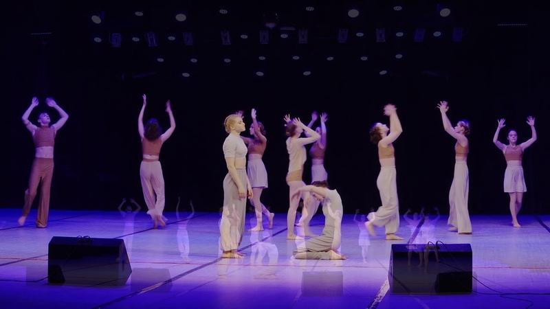 Отчетный концерт 2021 Школа современного танца Дуэт