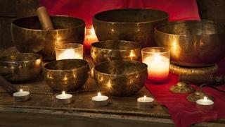 Tibetan Meditation Music, Meditation, Healing, Sleep, Chakra, Yoga, Spa, Study, Zen, Relax, ☯3224