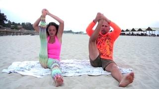 Йога для тазобедренных суставов. Yoga for the hip joints.