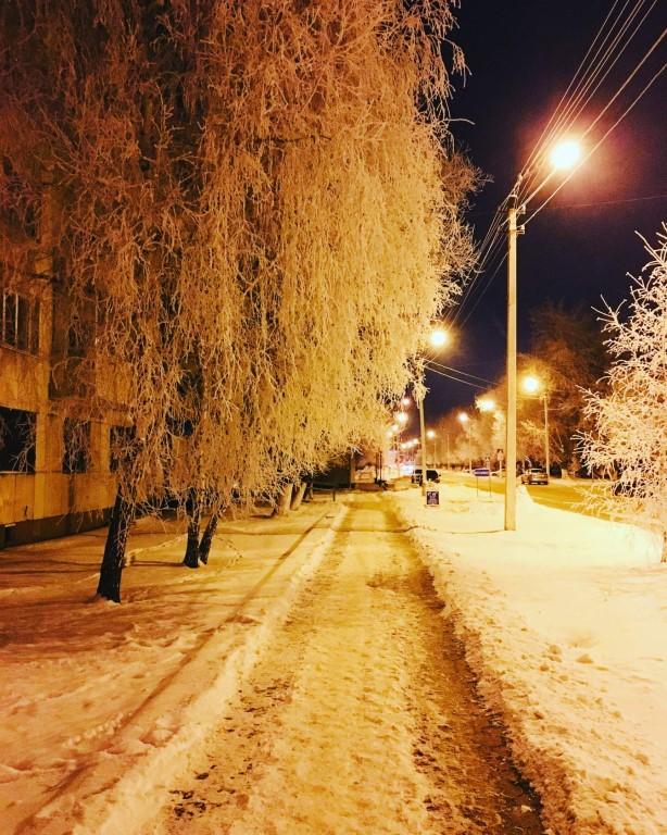 костанай зимой фото все больше