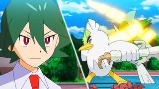 Ash vs Rinto REMATCH - Pokemon Journeys Episode 60 | Sword and Shield Episode 60 【AMV】