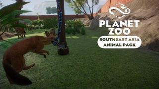 Planet Zoo - Southeast Asia - Обзор обновления #5