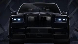 Обзор Rolls-Royce Cullinan Black Badge самый первый в России! Самый мощный, темный и смелый!