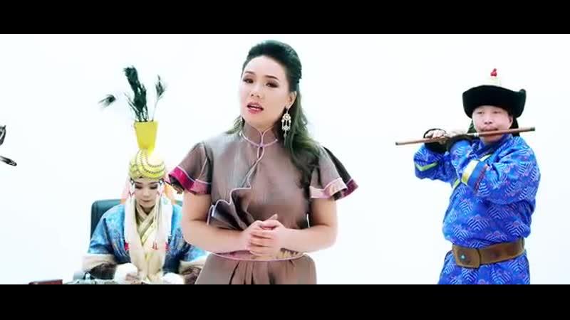 Миллион алых роз Монгольская версия