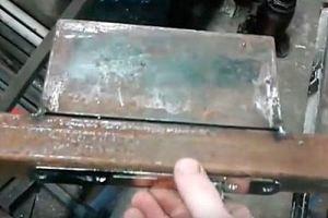 Калитка из металлопрофиля своими руками – схема + порядок выполнения работы, изображение №48