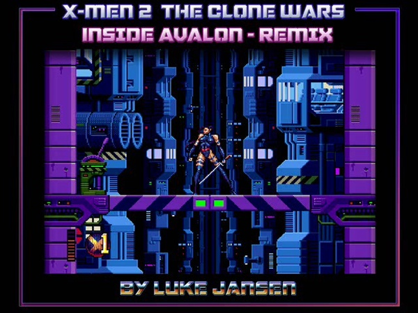 X-men 2 The Clone Wars Inside Avalon Remix