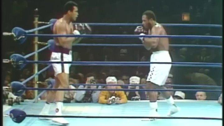 1974 01 28 Muhammad Ali vs Joe Frazier II Али Фрейзер 2