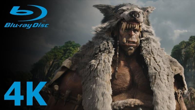 Warcraft Durotan Challenges Gul'dan