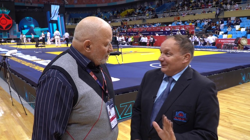 KWU World Championship 2019 Анджей Древняк
