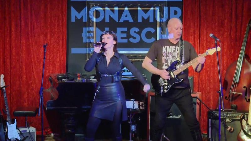 Mona Mur En Esch Der Song von Mandelay from the LIVE STREAM 2020 @TERZO MONDO