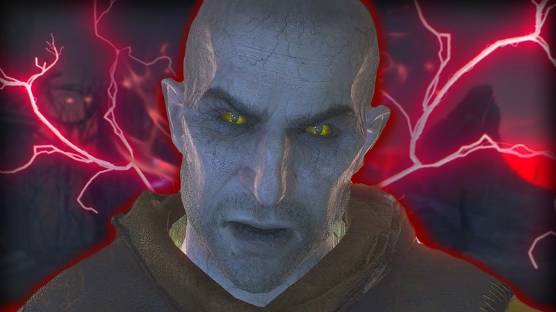 Witcher 3 The Secret of Gaunter O'Dimm Witcher 3 Lore and Mythology