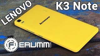 Lenovo K3 Note обзор. Подробный обзор Lenovo K3 Note K50 t5 честно и без «воды» от