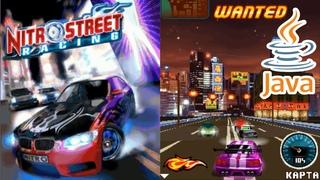 Nitro Street Racing JAVA GAME (Gameloft 2007 year) FULL WALKTHROUGH