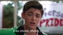 Jonah canta I Cried para Andi - Cena do Episódio 4 (3ª Temporada)