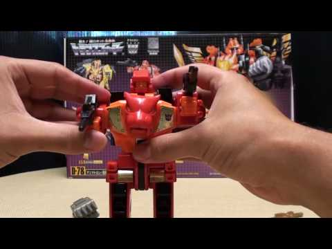 G1 Predacon RAMPAGE Predaking Part 4 EmGo's Transformers Reviews N' Stuff