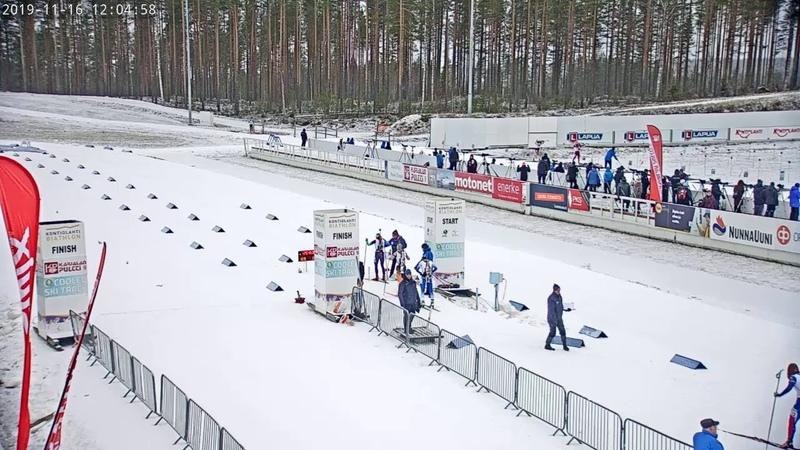 Kontiolahti Biathlon Finland