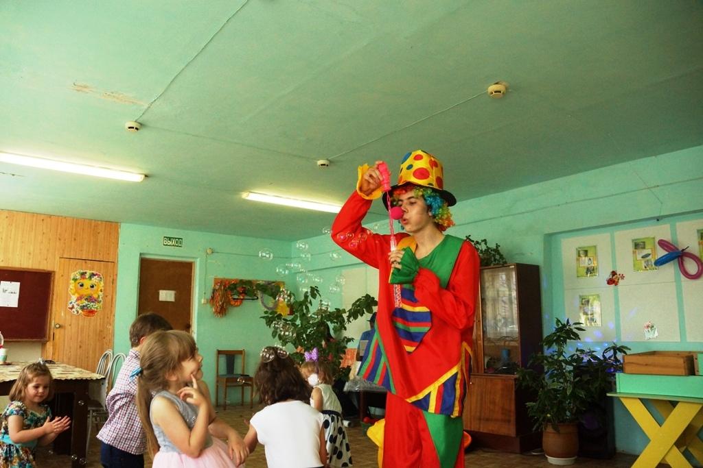 Прошел детский праздник в нашем центре 25
