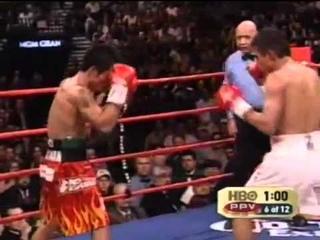 Мировой Бокс  Эрик Моралес   Мэнни Пакьяо I