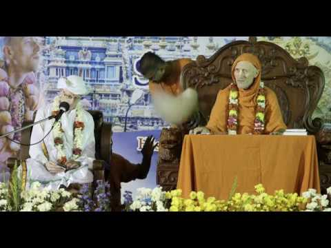 Question and Answer Session with HH Bhakti Vikasa Swami and HG Mukunda Datta Dasa