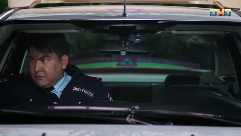 [Телеканал ТНТ] Однажды в России - Очень плохой водитель