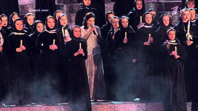 Дина Гарипова-До свидания, мальчики -Красная Площадь 9 мая 2015