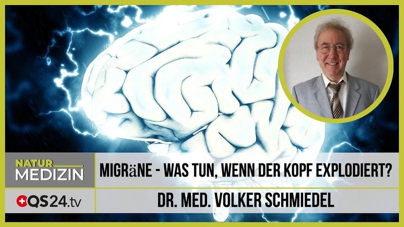 Migräne - was tun, wenn der Kopf explodiert | Dr. med. Volker Schmiedel | QS24 19.02.2020