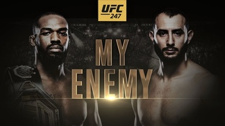 UFC 247: Jones vs Reyes  My Enemy