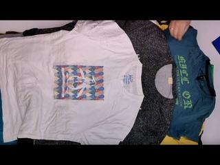 g-101 Мужские футболки. 2114-44. 17,6кг. 93ед