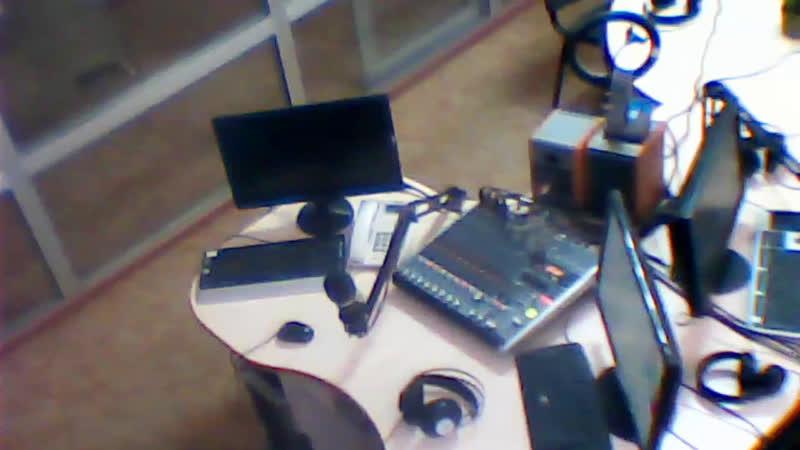 Видеотрансляция из студии Радио Тандем 104 7 FM г Актобе