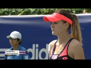 Radwanska v Pavlyuchenkova KDB Korea Open Seoul 2013 Final
