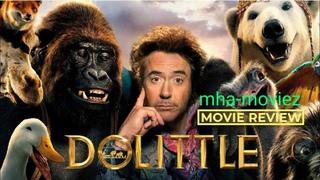 Dolittle Full Movie Hindi 2020 | Dr John Dolittle | Latest Hollywood Dr Dolittle Movie| Red Official