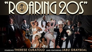 Roaring 20s - Panic! At the Disco (1920s Style Cover) ft. Therese Curatolo & Jabu Graybeal