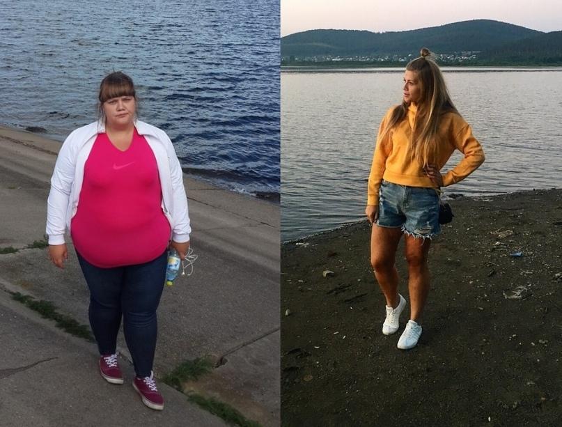 23-летняя Aлексaндрa Oсиповa из Злaтоустa, которой удaлось похудеть нa 100 кг, в...