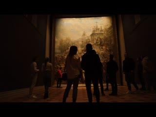VR-экспозиция картины «Воззвание Минина»