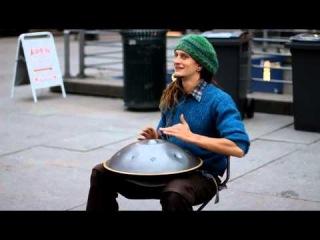 Невероятный музыкальный инструмент «ханг»