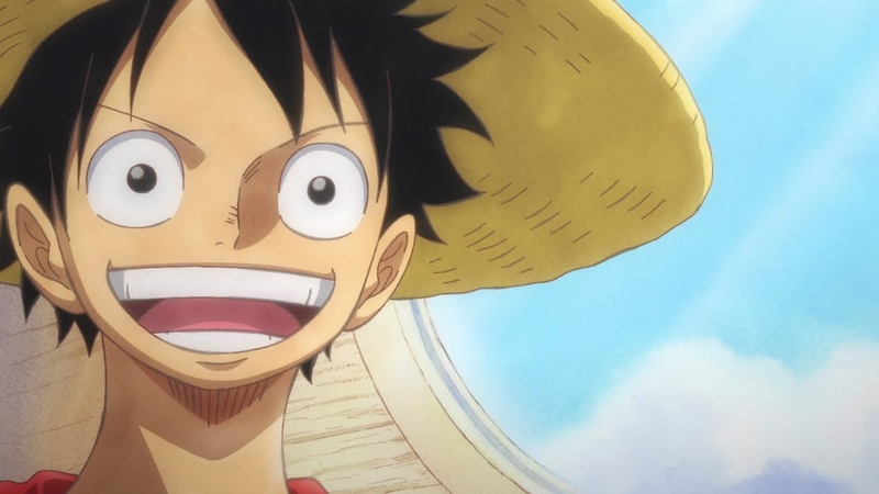 Спешел эпизода One Piece Romance Dawn