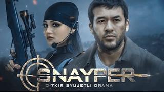 Снайпер (2021) Боевик, Драма, Военный (Узбекистан)