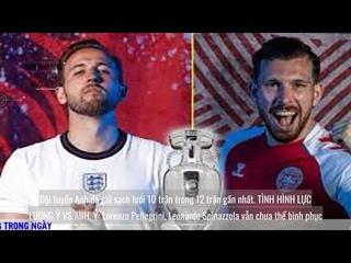 Dự đoán tỉ số Ý vs Anh - Chung kết EURO 2021: Chiến thắng sát nút