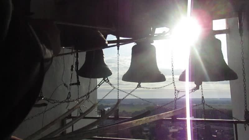 Боголюбский монастырь 2020 звон 3